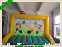 save 5% inflatable football kick penalty shootout shooting soccer game for kids playing