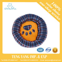 New design warm cute pet bed with different sizes