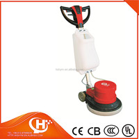 1000W 154RPM electric floor polisher scrubber