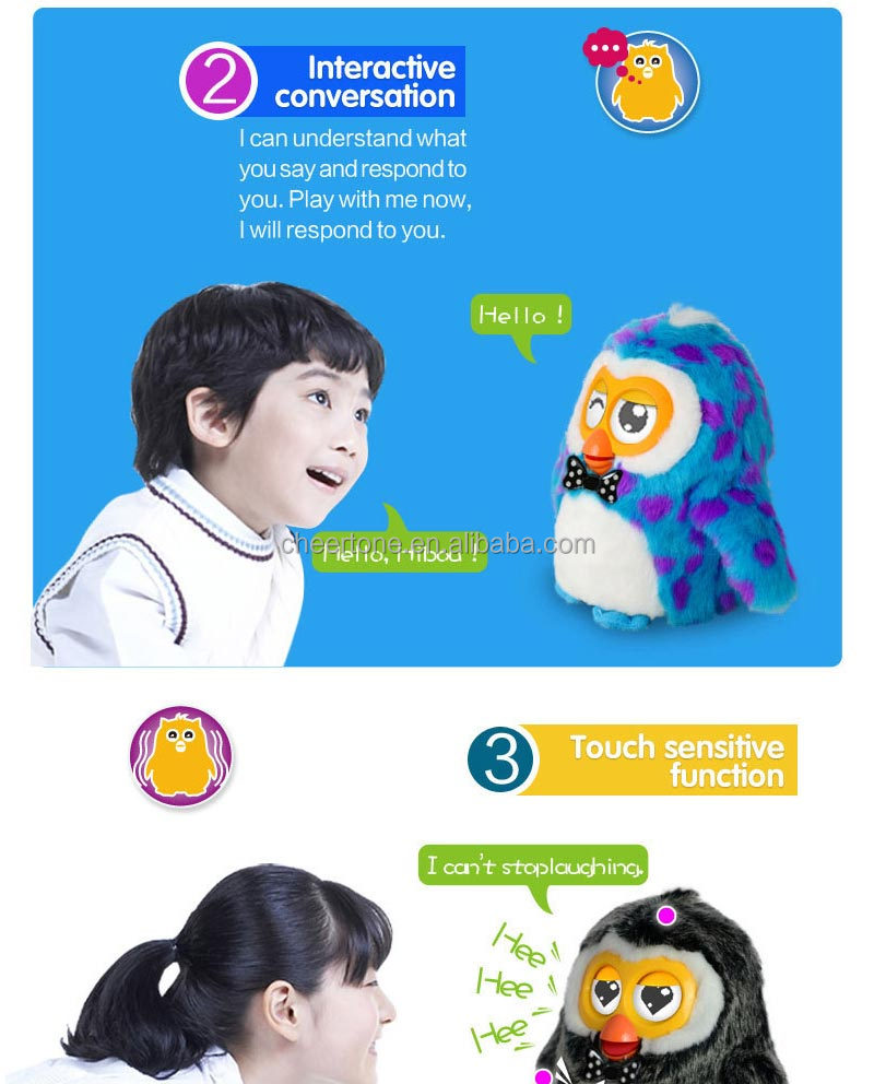new interactive electronic pet, story speaker
