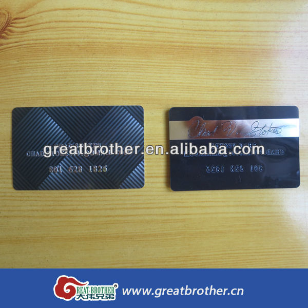 cmyk laminated pvc card offset printing/plastic pvc business card