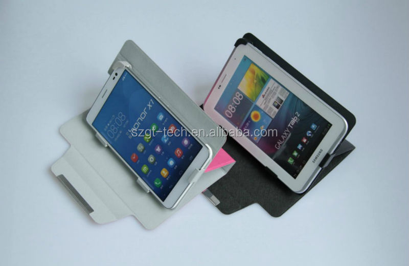 "7"" universal tablet case for Samsung"