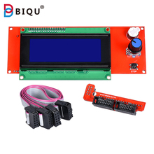 BIQU 3D Printer Reprap Ramps 1.4 2004 lcd display module Smart Controller (Blue Screen)