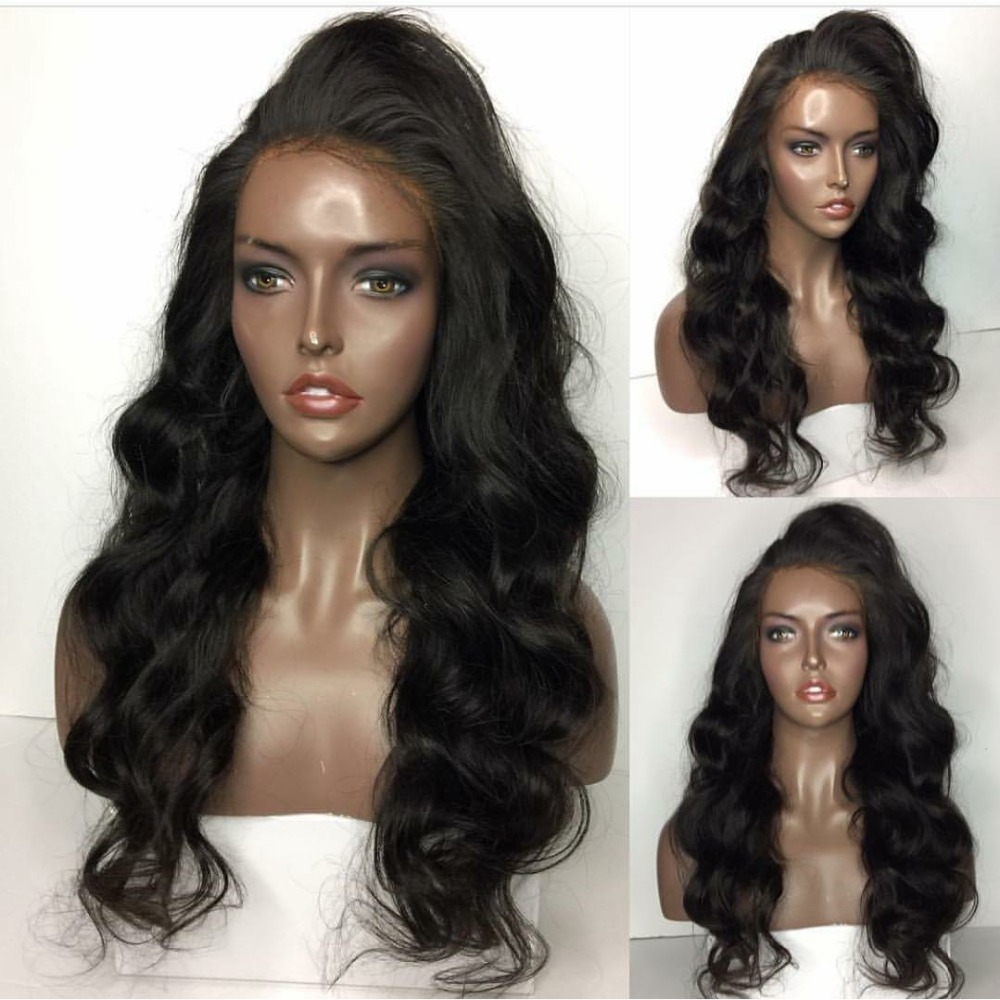 Factory Supply Best Selling Remy Pure Salon Human Hair Wig In Ethiopia
