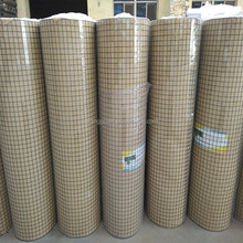"5/8"" galvanized welded wire mesh 3/4"" pvc coated welded wire mesh"