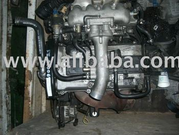Kia sportage 2.0L engine