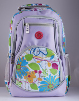 Good Quality And Durable Bags Big Size Printing Backpack For High School