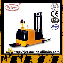 Heavy Duty Electric Counter Balance Fork Lift Stacker