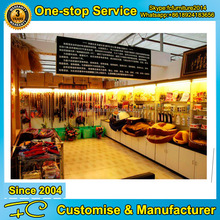 Most popular hot selling pet store wooden display furniture