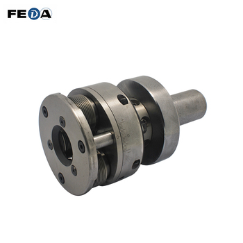 Cylinder thread rolling head high precision rolling dies used on CNC machines
