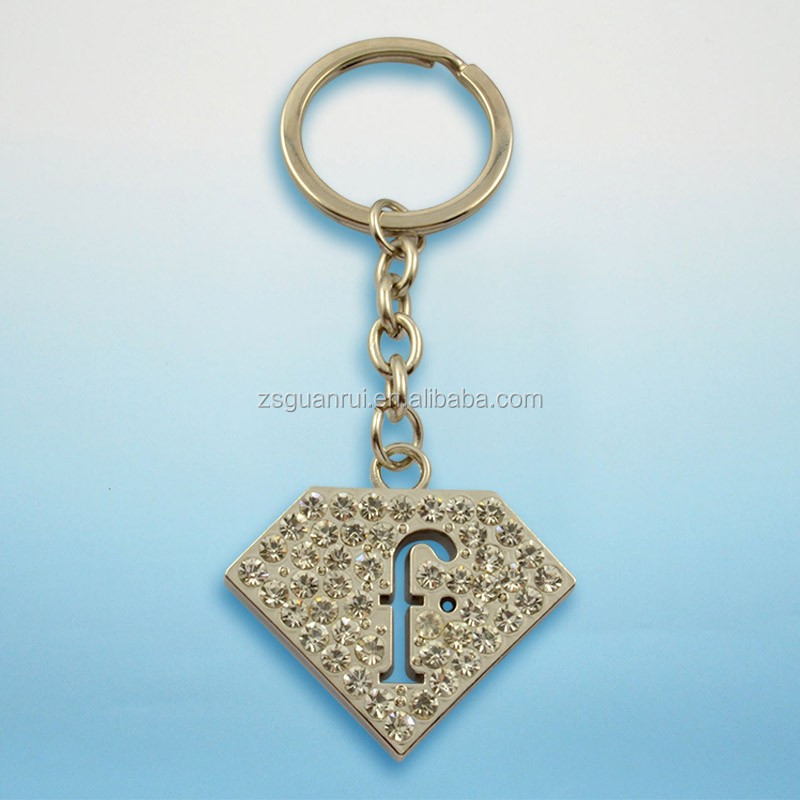 Metal custom design souvenir 3 layer eva foam floating keychains