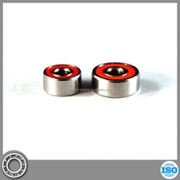 Shimano Ceramic orange seal bearings SMR63 C-2OS #7 AF2 3x6x2.5mm