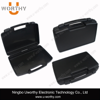 hard plastic case for equipment with foam customized