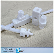 High quality PTFE made teflon pipe clamp joints