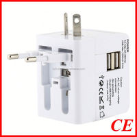 USB port home wall charger wall-mount charger