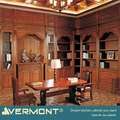 2018 Vermont Luxury Wood Office Furniture Description