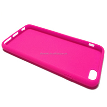 Wholesale custom Phone cover custom colored silicone phone bag case