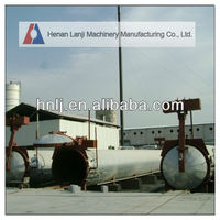 Fly ash high pressure steam aac autoclaved brick making machine in stock
