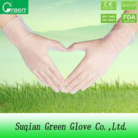 vinyl gloves medical grade
