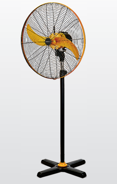 Constant current frequency conversion fan