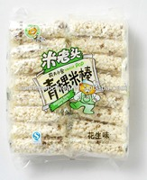 Uncle Pop snack 400g (peanut flavor) highland barley rice cracker