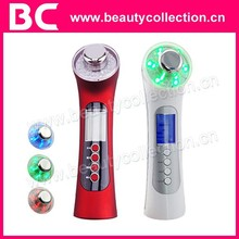 BC-1308 Rechargeable ultrasonic derma spa facial massager