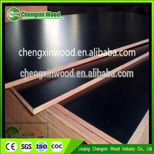 18mm anti-slip film faced plywood for construction tego film faced plywood supply from linyi film faced and commercial ploowood