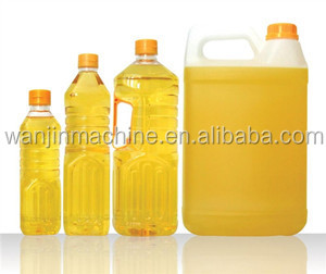 WG China linear type edible oil filling machine manufacturer