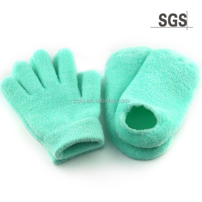 High quality soft gel sock and gel glove,hot selling style