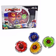 ABS plastic amusement spinning top toy