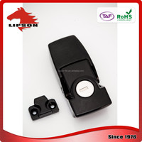 Electronic Enclosures Industrial Machinery draw latch over the center