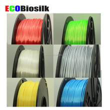 new product 1.75mm polymer composites pla silk like filament