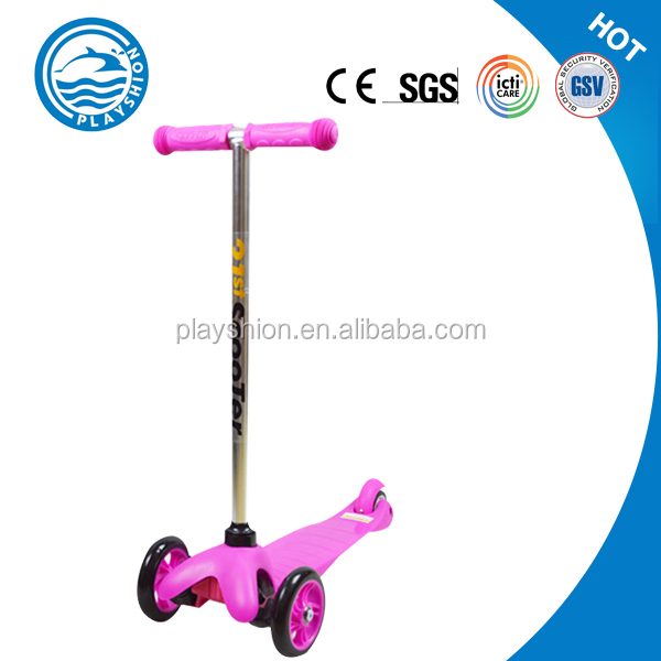 2014 Professional best kids scooters for sale automatic with foot brake