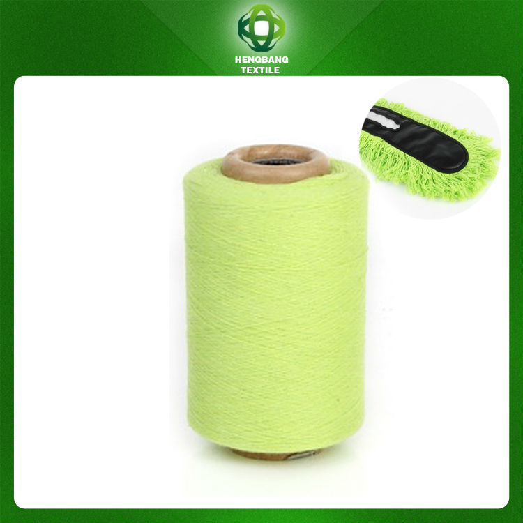 recycled cotton yarn for making mops