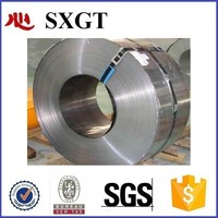 Standard hot rolled steel coil sizes