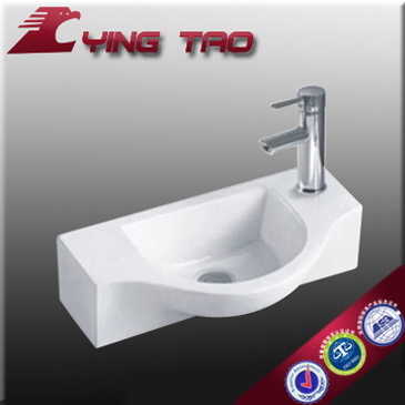 vitreous ceramic cabinet basin for colorful bamboo above sink cabinet face hand carved wood bowls