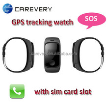 Cheapest sos gps child locator smart watch phone, wirst watch mobile phone cheap price