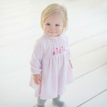 dave bella 2013 princess baby autumn dress long sleeve dress DB115