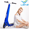 LEHE L1 electric unicycle mini scooter big wheel kick scooter for adults