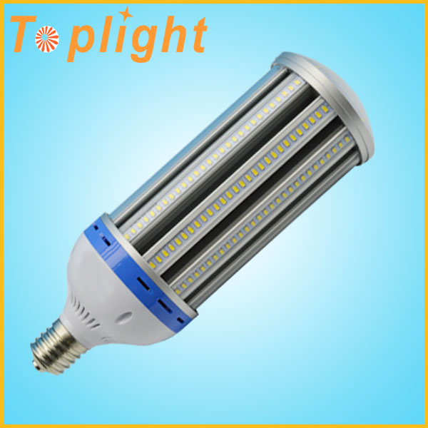 2016 Top quality outdoor led bulb e40 led corn light 360 degree 60w led corn garden light with cover