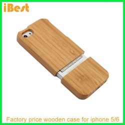 Newest blank sublimation wood cases for iphone 5 wood ,blank wood case for iphone