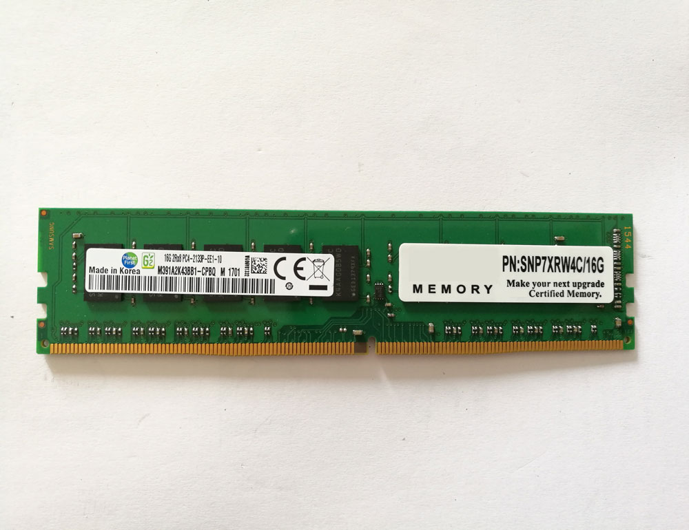 wholesale for dell A8661096 16GB 2Rx8 UDIMM DDR4-2133 ON ALIBABA CC