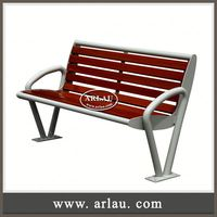 Arlau Cheap Plastic Bench,Wood Bench With Back,Wooden Childrens Bench