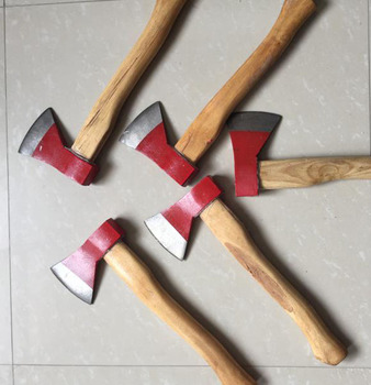 Firefighting equipment sharp axes fire tools for Fire rescue/household