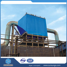 Dust collection equipment wet electrostatic precipitator for environmental protection