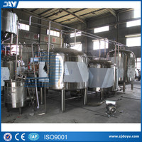 Stainless Steel Industrial Used Brewery Equipment