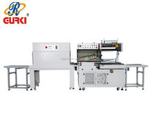 Thermal L sealer and automatic shrink wrap packing machine