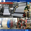 900mm 1T/D toilet tissue paper production machinery/paper roll making machine
