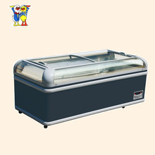 China Litter Duck Professional Supermarket Refrigeration Equipment E7 LANSING with CE certification