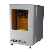China portable 20w 30w 150*150mm fiber laser metal marking engraving machine for sale